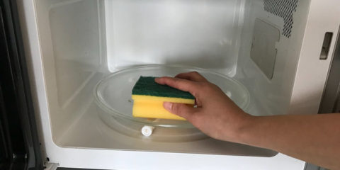 Mikrowellen-Tests Ratgeber Reinigung